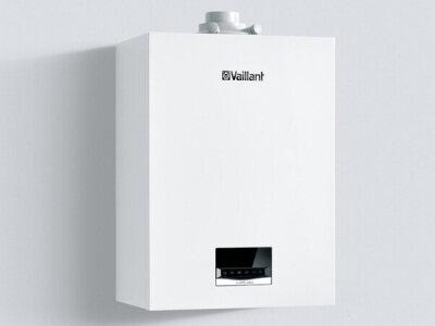 ecoTEC intro冷凝式燃气暖浴两用炉
