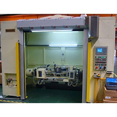 减震器焊接系统