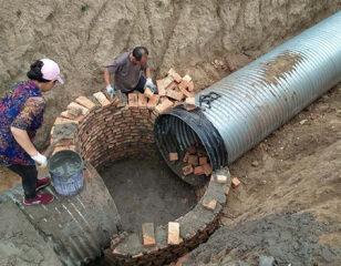 山东潍坊经济技术开发区市政排水