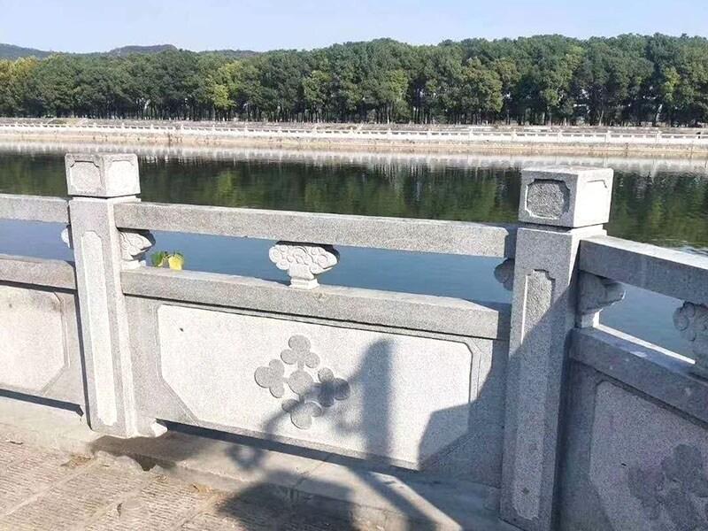 河北河道石欄桿