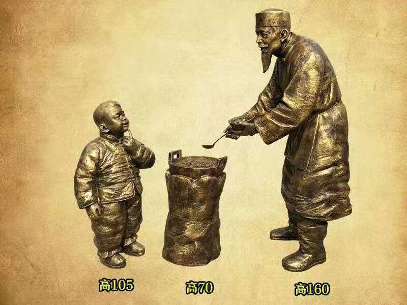 山西民俗文化雕塑安裝