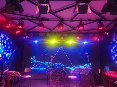 2020年萬科撫仙湖半山餐廳舞臺設備采購安裝項目