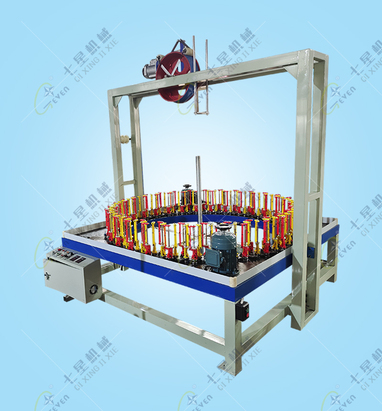 喀什QX90-120锭X1编织机